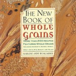 Book cover showing title and grains