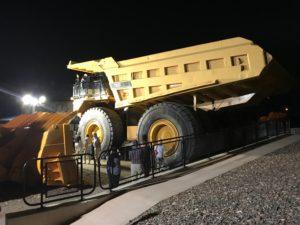 huge truck